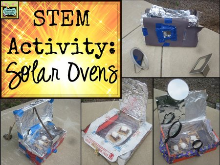 STEM Activity Design Solar Oven