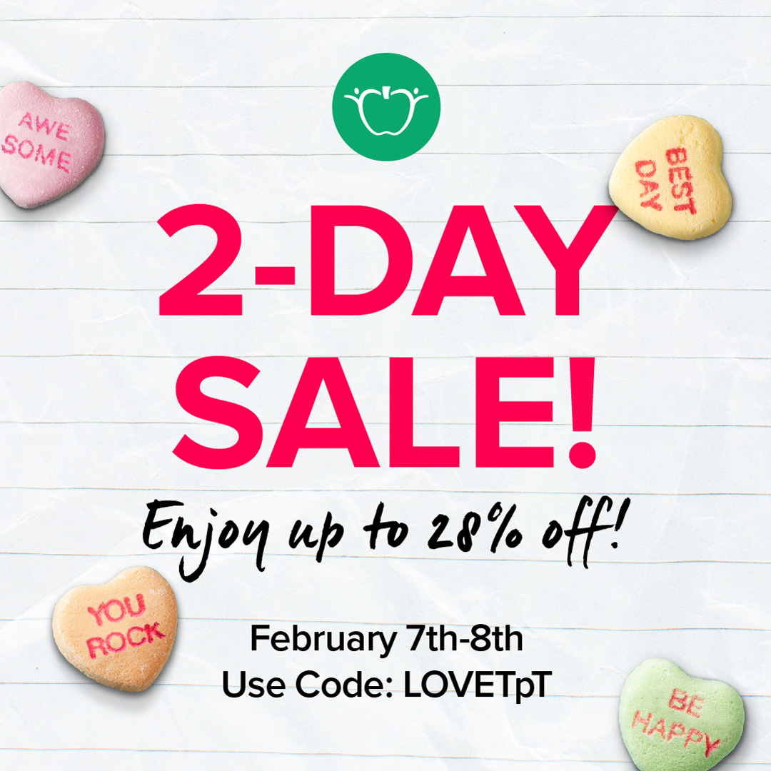 TpT 2-Day Sale